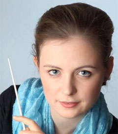 Talented Conductor Directs New Jersey Summer Concerts