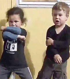 Tiny Troop of Toddlers Performs the Cutest Haka Ever