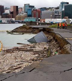 Wellington CBD Closes Following Magnitude 6.5 Quake