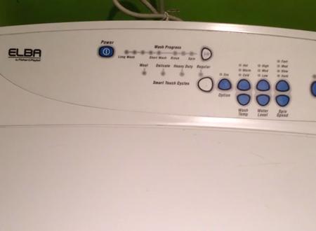 Washing Machine Plays NZ National Anthem