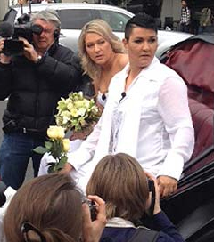 New Zealand's First Same-Sex Marriages Occur Across the Country