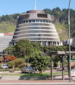 New Zealand Parliament Passes Controversial Spy Bill 61-59