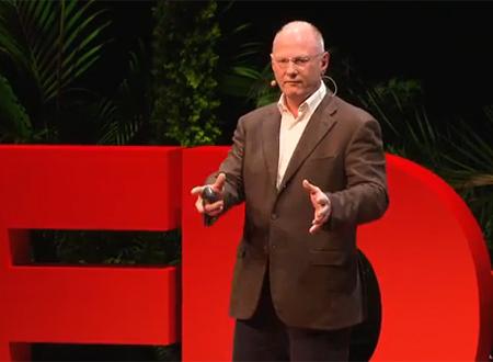 TEDxAuckland: Brian Sweeney