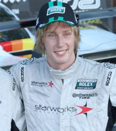 Grand-Am Victory for Formula 1 Test Driver