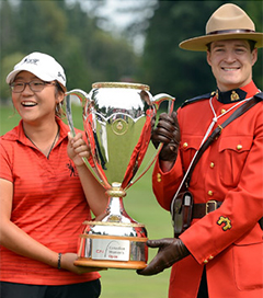 Lydia Ko Wins Canadian Women's Open
