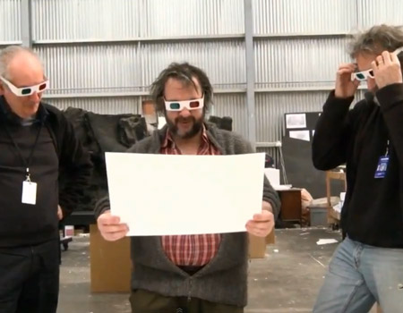 The Hobbit: Behind the Scenes – Production Video Blog, Part 4