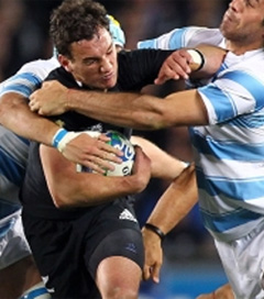 All Blacks Defeat Pumas in Rain-soaked Hamilton