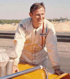 50th Birthday for Late Motorsport Legend