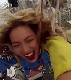 Beyonce: NZ Tourism Ambassador