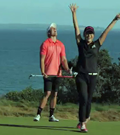 Lydia Ko Goes Pro: Teen Golf Sensation Makes Announcement With Help From Israel Dagg