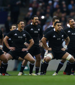 All Black Greatness to be Tested