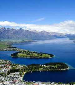 Prime Minister Gives Low-Down on Queenstown