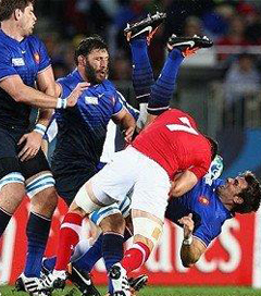 Welsh to Kiwi: Protect us from the Tongans