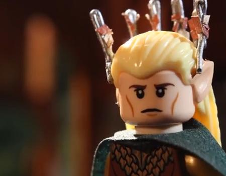 LEGO The Hobbit: The Desolation of Smaug – Teaser Trailer