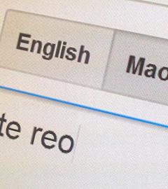 Maori Added to Google Translate