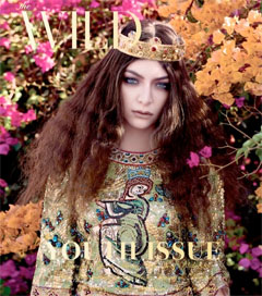Grammy Nominee Crowned WILD Cover Girl