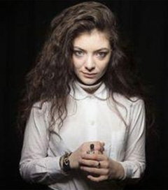 "Lorde is ""The Upstart"" in NYT's 2013 Disrupters"