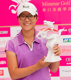 Lydia Ko Rises to Fourth in the World Ranking