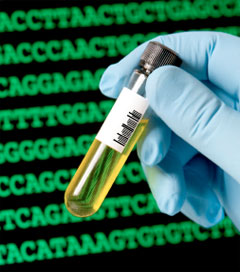 Forensic Software Invention Transforming DNA Gathering