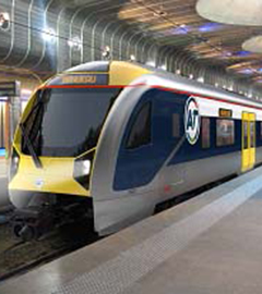Auckland Amped with New Trains