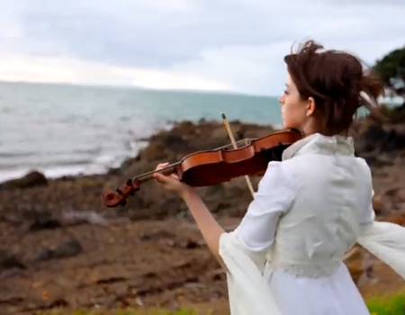 Lord of the Rings Medley – Lindsey Stirling