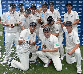 Black Caps on the Rise