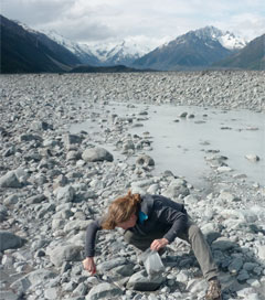 New Zealand's Dusty Landscapes Explain Ice Age Cooling