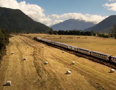KiwiRail Scenic Journeys – Take A Break. Take A Train.