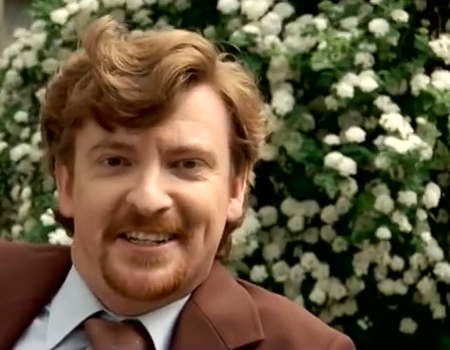 'Out Of Character' with Rhys Darby