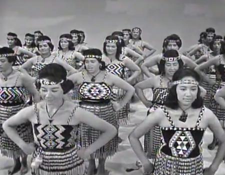 Te Arohanui Maori Concert Party – 1963