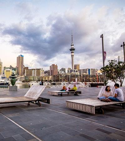 Auckland's Savvy Good Life Rivals San Francisco