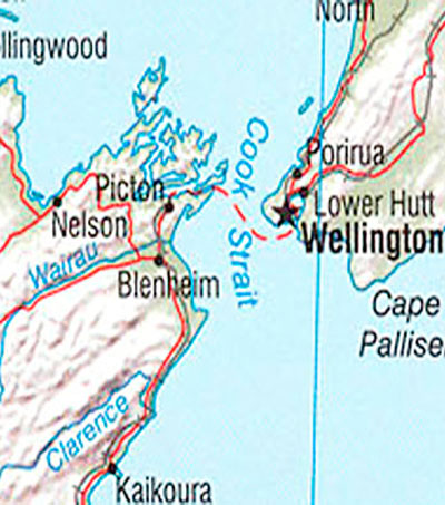 How Do You Go about Kayaking the Cook Strait