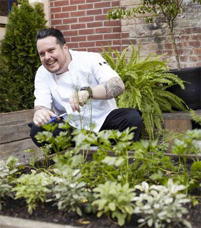 Michelin-Star Restaurant Making It with Kickstarter