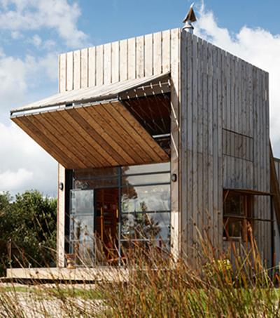 Kiwi Bach Takes Top Architecture Award