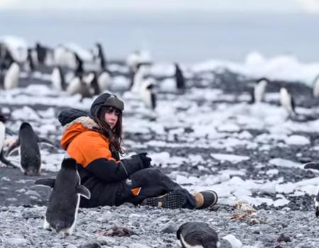 Antarctica: No Ordinary Place, No Ordinary Assignment
