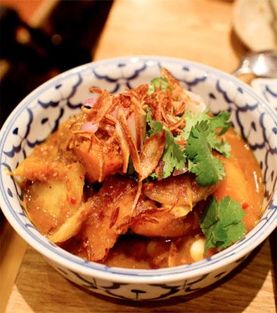 Thai Street-Food Heaven in London