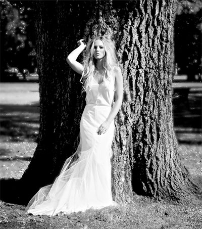 New Bridal Collection Celebrates Less Is More