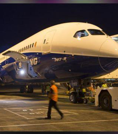 Boeing Delivers First 787-9 Dreamliner to Air New Zealand