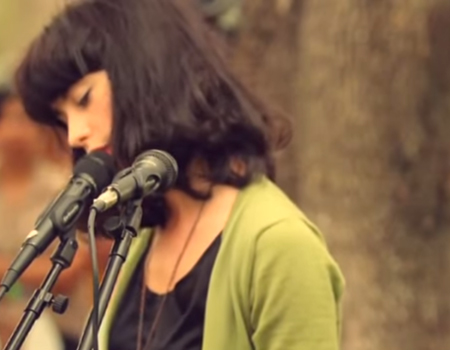 Kimbra – Settle Down (Spotify Sessions)