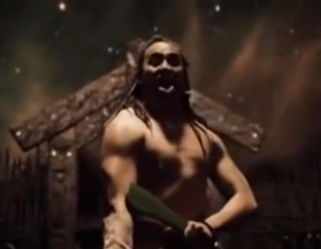 Maori Haka and Weapons