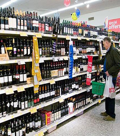 New Zealand Wine Favoured by British
