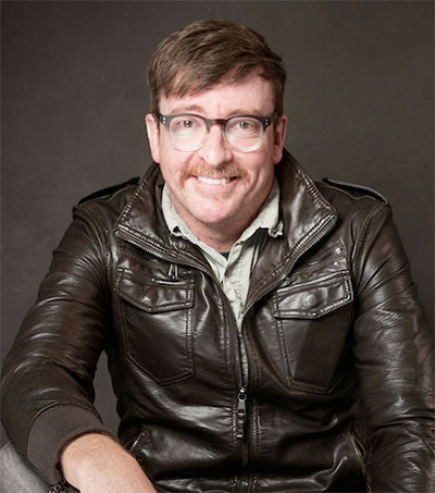 "Rhys Darby Antipodean Answer to Eddie Izzard – ""Consistently Funny"""