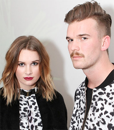 Growing up in NZ Public, Broods Now Hitting the Big Time