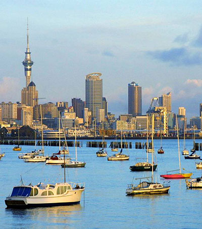 Auckland Ties with Melbourne for World's Friendliest City