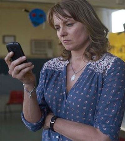 Lucy Lawless Plays a Teacher in New Outback Thriller