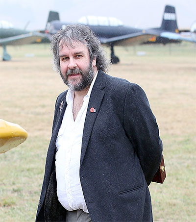 Peter Jackson and Paul Allen Dogfight over Warbirds