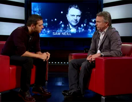 George Stroumboulopoulos Tonight – Sam Neill