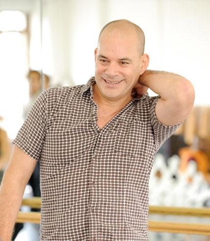 Rambert's Mark Baldwin Choreographs with a Big Bang