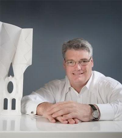 Mark Burry Maintains Epic Work on the Sagrada Família