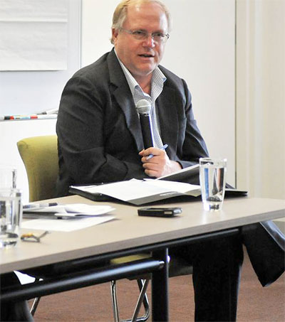 Lancashire University Appointment for Professor Robin Pollard